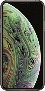 "iPhone XS Max 256GB (""cерый космос"")"